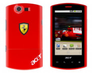 ACER Liquid E S100 Ferrari Special Edition in Pakistan