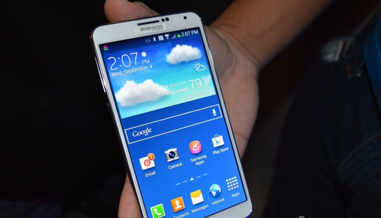 Samsung Galaxy Note 3 N9005 4g Lte Price In Pakistan Hp Note2 Hands On White Close
