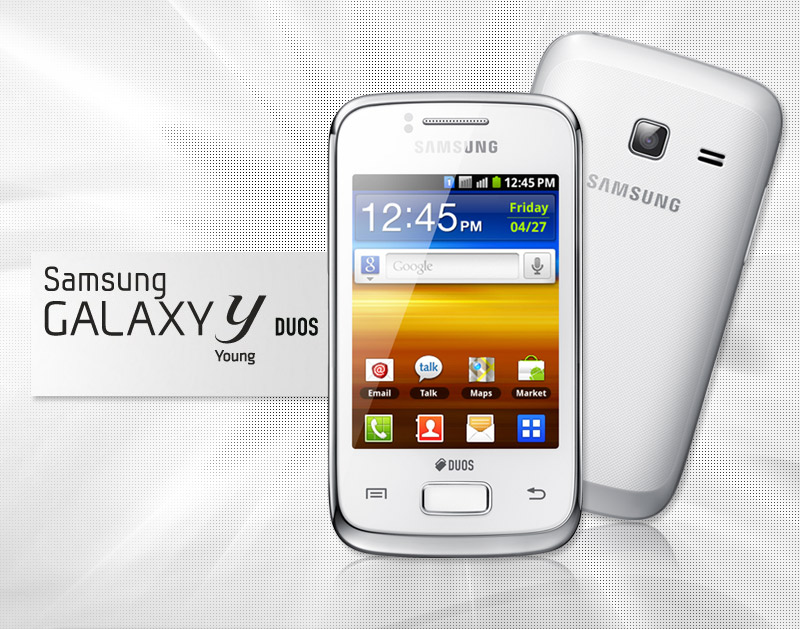 Cara Extend Internal Memory Samsung Galaxy Y